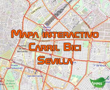 Carril Bici Sevilla Mapa.Y Nos Fuimos A Italica Ampes
